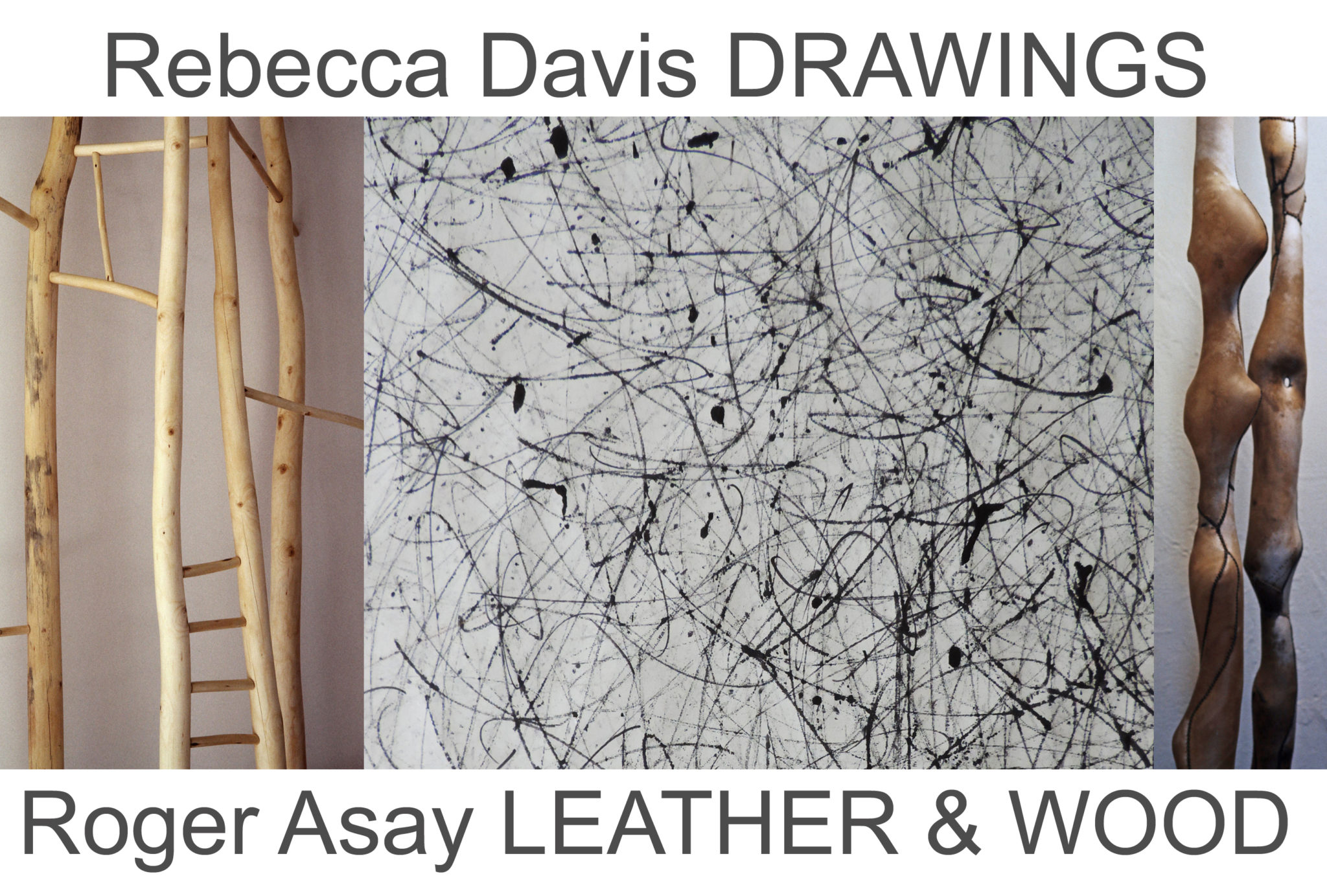 Roger Asay Leather & Wood Event Image