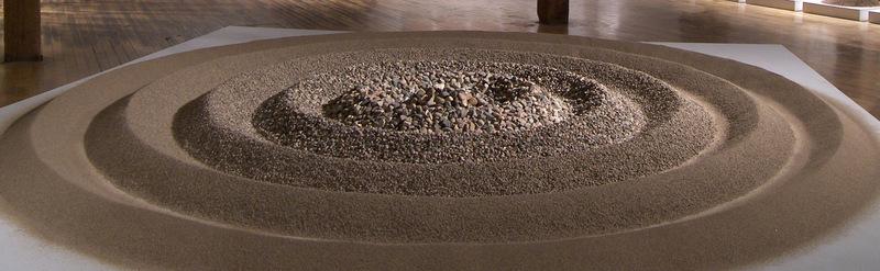 Natural Materials Installation Art