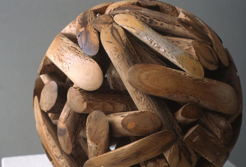 Wooden Sphere