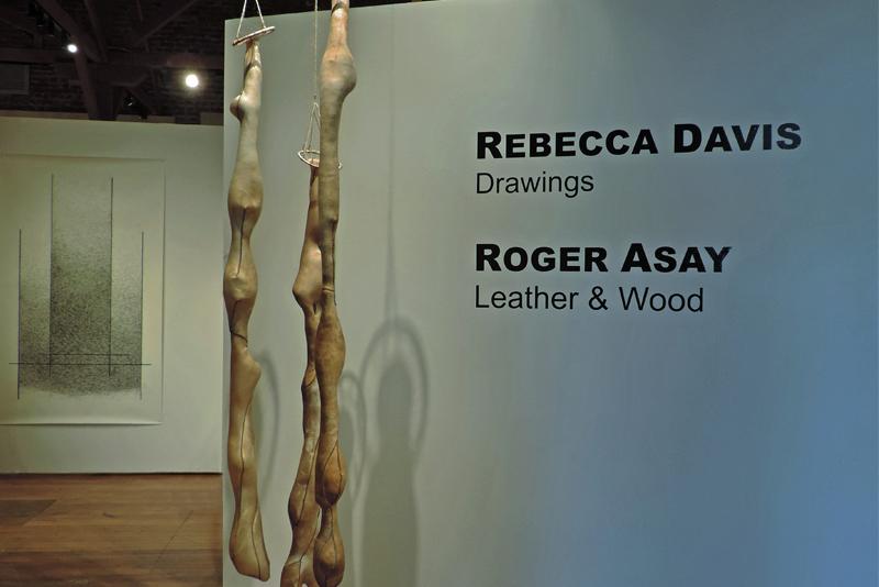 Art Exhibition at Prescott College Art Gallery, 2016