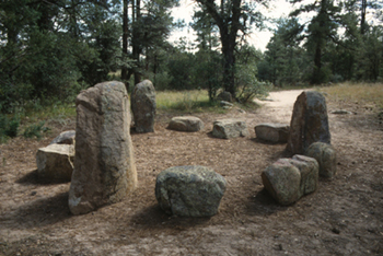 Site Specific Contemporary Land Art
