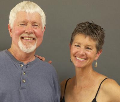 Rebecca Davis & Roger Asay